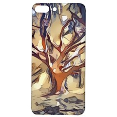 Tree Forest Woods Nature Landscape Iphone 7/8 Plus Soft Bumper Uv Case