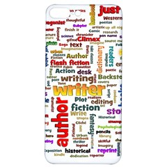 Writing Author Motivation Words Iphone 7/8 Plus Soft Bumper Uv Case