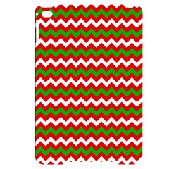 Christmas Paper Scrapbooking Pattern Apple Ipad Mini 4 Black Uv Print Case