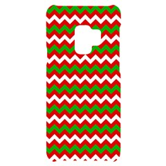 Christmas Paper Scrapbooking Pattern Samsung S9 Black Uv Print Case