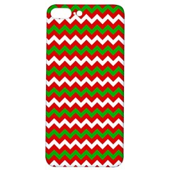 Christmas Paper Scrapbooking Pattern Iphone 7/8 Plus Soft Bumper Uv Case