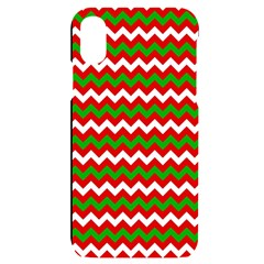 Christmas Paper Scrapbooking Pattern Iphone X/xs Black Uv Print Case