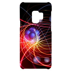 Physics Quantum Physics Particles Samsung S9 Black Uv Print Case