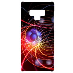 Physics Quantum Physics Particles Samsung Note 9 Black Uv Print Case