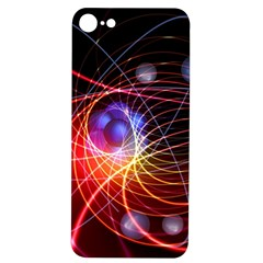 Physics Quantum Physics Particles Iphone 7/8 Soft Bumper Uv Case