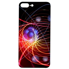 Physics Quantum Physics Particles Iphone 7/8 Plus Soft Bumper Uv Case