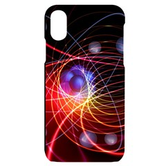 Physics Quantum Physics Particles Iphone X/xs Black Uv Print Case