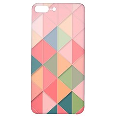Background Geometric Triangle Iphone 7/8 Plus Soft Bumper Uv Case
