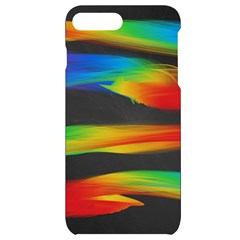 Colorful Background Iphone 7/8 Plus Black Uv Print Case