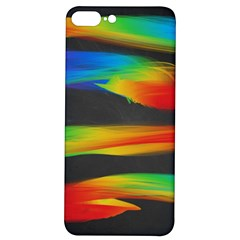 Colorful Background Iphone 7/8 Plus Soft Bumper Uv Case