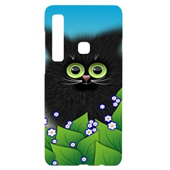 Kitten Black Furry Illustration Samsung Case Others