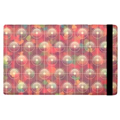 Colorful Background Abstract Apple Ipad Mini 4 Flip Case by Sapixe