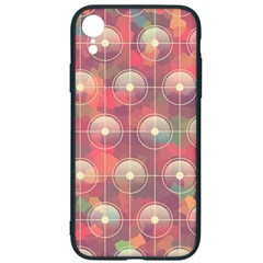 Colorful Background Abstract Iphone Xr Soft Bumper Uv Case