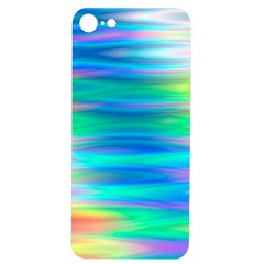 Wave Rainbow Bright Texture Iphone 7/8 Soft Bumper Uv Case
