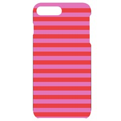 Stripes Striped Design Pattern Iphone 7/8 Plus Black Uv Print Case