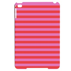 Stripes Striped Design Pattern Apple Ipad Mini 4 Black Uv Print Case