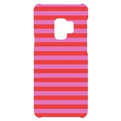 Stripes Striped Design Pattern Samsung S9 Black Uv Print Case