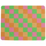 Checkerboard Pastel Squares Jigsaw Puzzle Photo Stand (Rectangular) Front