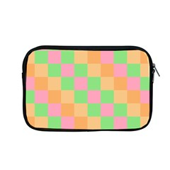 Checkerboard Pastel Squares Apple Macbook Pro 13  Zipper Case by Sapixe