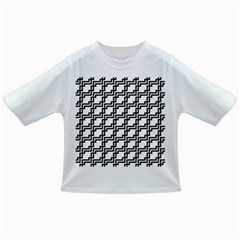 Pattern Monochrome Repeat Infant/toddler T Shirts