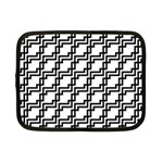 Pattern Monochrome Repeat Netbook Case (Small) Front