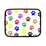 Pawprints Paw Prints Paw Animal Netbook Case (Small) Front