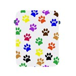 Pawprints Paw Prints Paw Animal Apple iPad 2/3/4 Protective Soft Cases Front