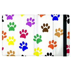 Pawprints Paw Prints Paw Animal Apple Ipad Pro 9 7   Flip Case