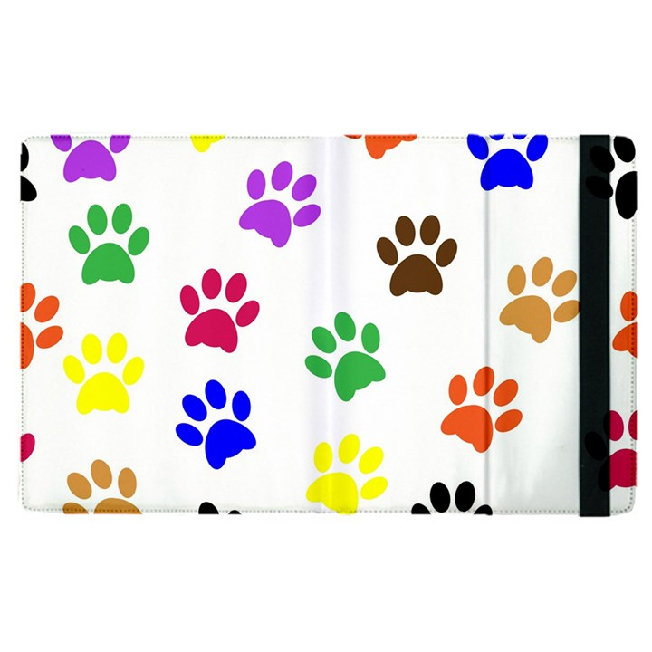 Pawprints Paw Prints Paw Animal Apple iPad Pro 9.7   Flip Case