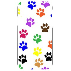 Pawprints Paw Prints Paw Animal Iphone Xr Black Uv Print Case