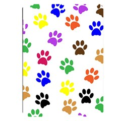 Pawprints Paw Prints Paw Animal Apple Ipad Pro 9 7   Black Uv Print Case