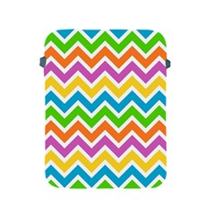 Chevron Pattern Design Texture Apple Ipad 2/3/4 Protective Soft Cases