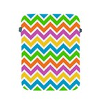 Chevron Pattern Design Texture Apple iPad 2/3/4 Protective Soft Cases Front
