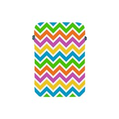 Chevron Pattern Design Texture Apple Ipad Mini Protective Soft Cases