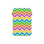 Chevron Pattern Design Texture Apple iPad Mini Protective Soft Cases Front