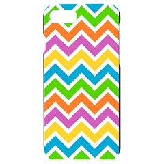 Chevron Pattern Design Texture Iphone 7/8 Black Uv Print Case