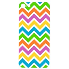 Chevron Pattern Design Texture Iphone 7/8 Soft Bumper Uv Case