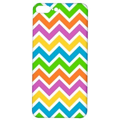 Chevron Pattern Design Texture Iphone 7/8 Plus Soft Bumper Uv Case