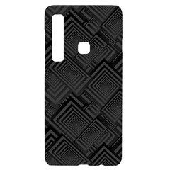 Diagonal Square Black Background Samsung Case Others