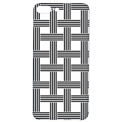 Seamless Stripe Pattern Lines Iphone 7/8 Plus Soft Bumper Uv Case