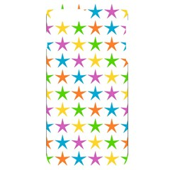 Star Pattern Design Decoration Iphone 7/8 Plus Black Uv Print Case