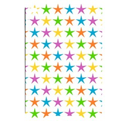 Star Pattern Design Decoration Apple Ipad Mini 4 Black Uv Print Case