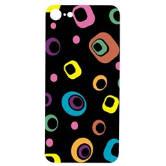 Abstract Background Retro Iphone 7/8 Soft Bumper Uv Case