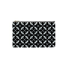 Abstract Background Arrow Cosmetic Bag (small)
