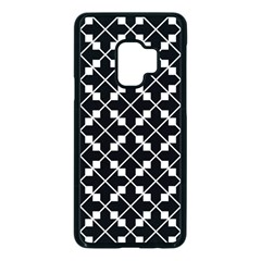 Abstract Background Arrow Samsung Galaxy S9 Seamless Case(black) by Sapixe