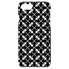 Abstract Background Arrow Iphone 7/8 Black Uv Print Case