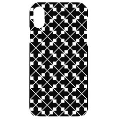 Abstract Background Arrow Iphone Xr Black Uv Print Case