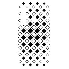 Square Diagonal Pattern Monochrome Samsung Case Others
