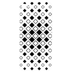Square Diagonal Pattern Monochrome Iphone 7/8 Soft Bumper Uv Case