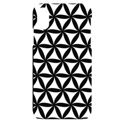 Pattern Floral Repeating Iphone X/xs Black Uv Print Case